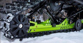 Arctic Cat slide rail