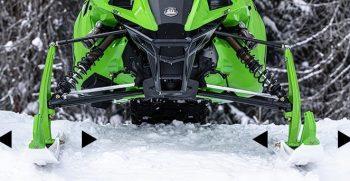ZRRR_T3 - Adjustable Ski Stance