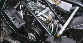 motor ZR 200 Arctic Cat